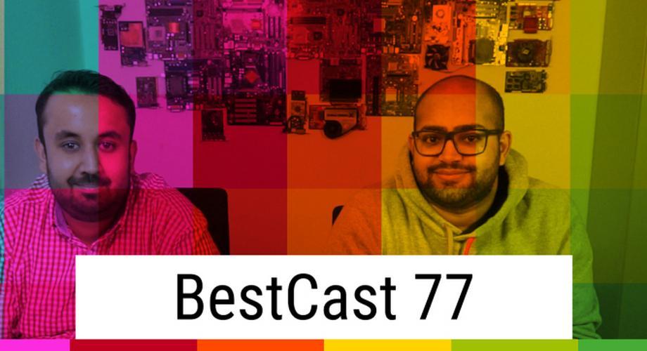 BestCast 77: BlackBerry Vienna, Snapdragon 820, Faraday Future