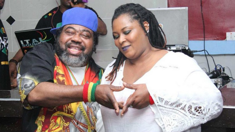 Ras Kimono's widow buried 3 months after he was laid to rest