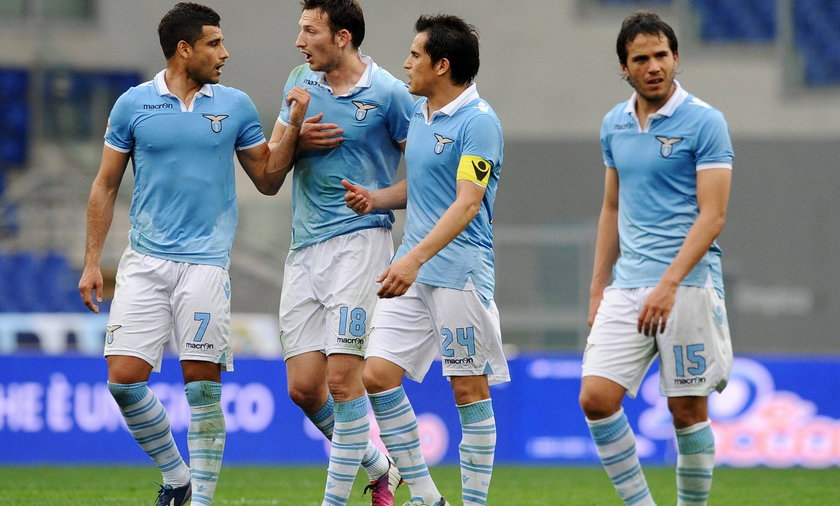 Lazio lekceważy mistrzów Polski