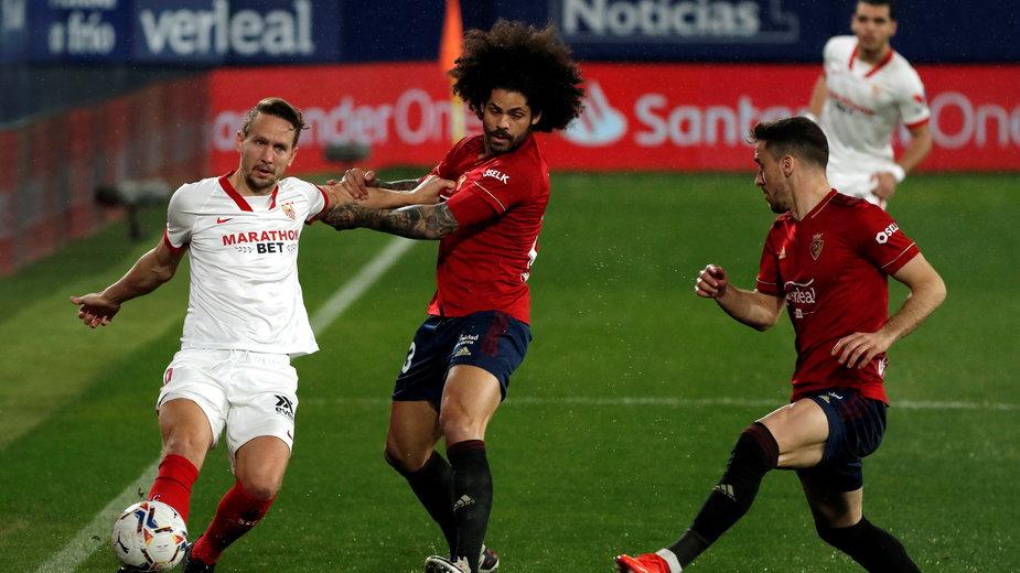 Osasuna Pampeluna - Sevilla FC