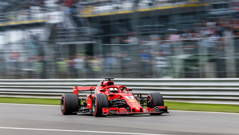 Formuła 1 - Tor Monza