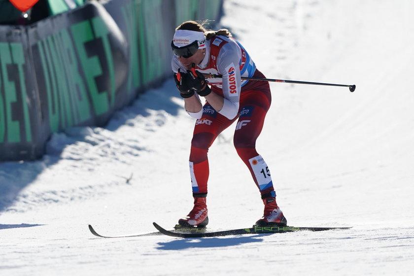 Kilka dni temu Kowalczyk informowała o fatalnie przygotowanej w Zakopanem trasie do biegów narciarskich.