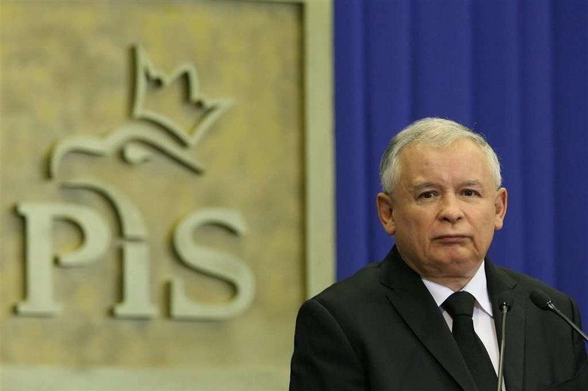 Wpadka Kaczyńskiego. Wymyślił gminę słynącą z...
