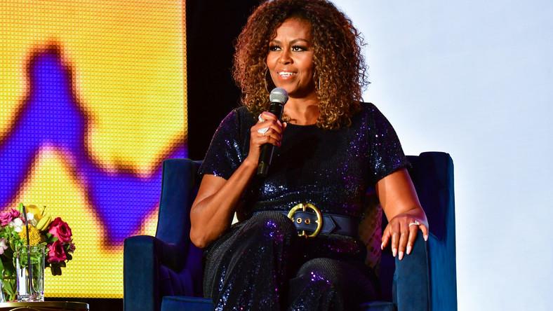 Michelle Obama at Essence Fest 2019 [Credit - Essence]