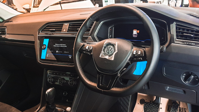 A peek inside the $55,000 locally assembled Volkswagen Tiguan Allspace that Kenya is ridding on to hit $500 million in taxes per year