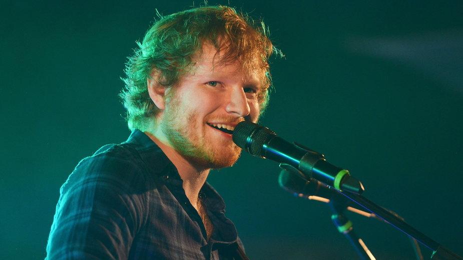 Ed Sheeran zagra w Warszawie