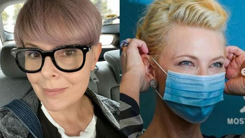 Karolina Korwin Piotrowska, Cate Blanchett