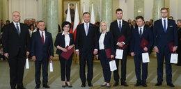 Oto nowi ministrowie! Poznaj zmieniony skład rządu!