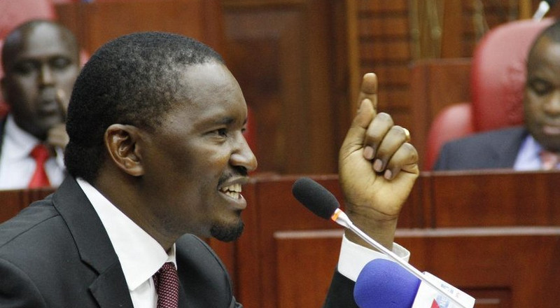 The problem with Mwangi Kiunjuri