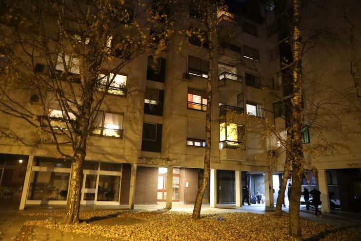 Zgrada u kojoj je živeo Džej Ramadanovski