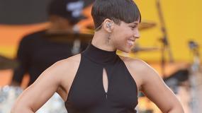 Alicia Keys zmieniła się nie do poznania