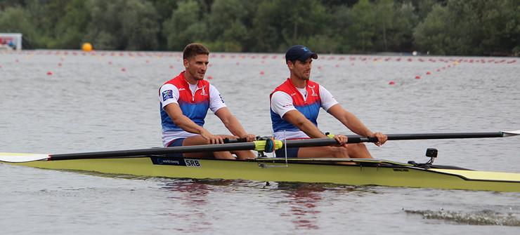 Srpski dvojac, Veslački savez Srbije