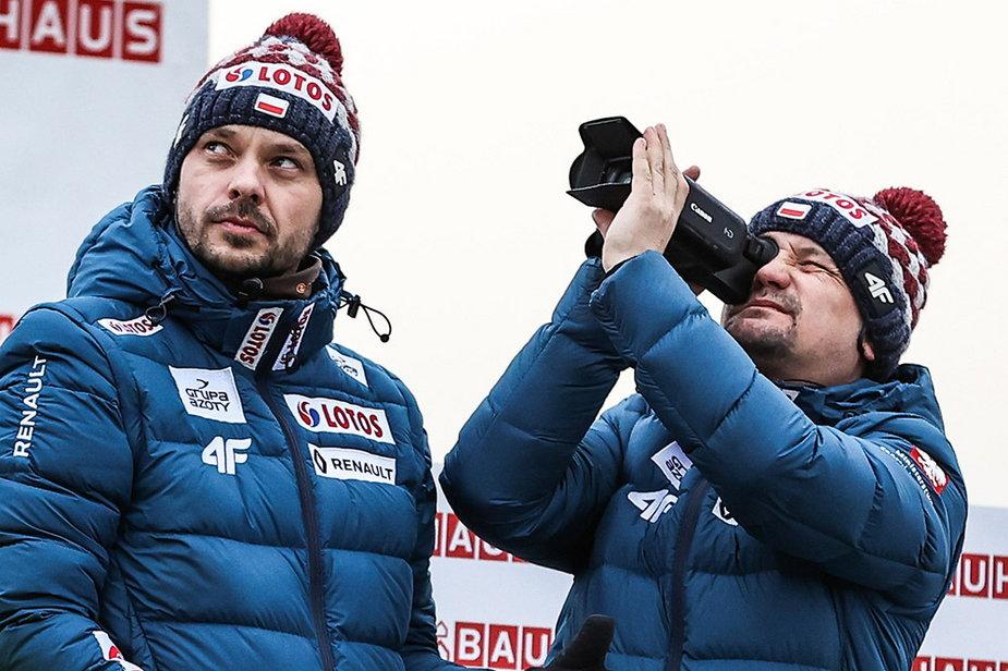 Michal Dolezal i Grzegorz Sobczyk