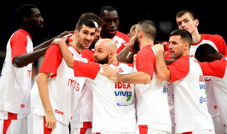 KK Partizan, KK Crvena zvezdar