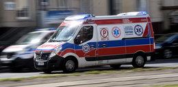 Ciężka sytuacja w szpitalach. Karetka przez trzy godziny szukała miejsca dla pacjenta