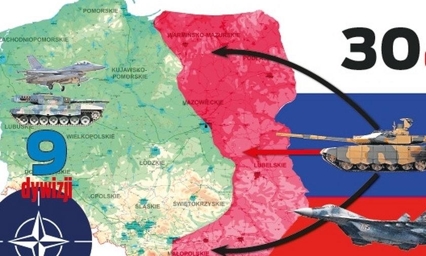 mapki wojna na ukrainie