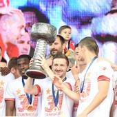 ZVEZDA RUŠI REKORDE Crveno-beli osvojili rekordan broj bodova