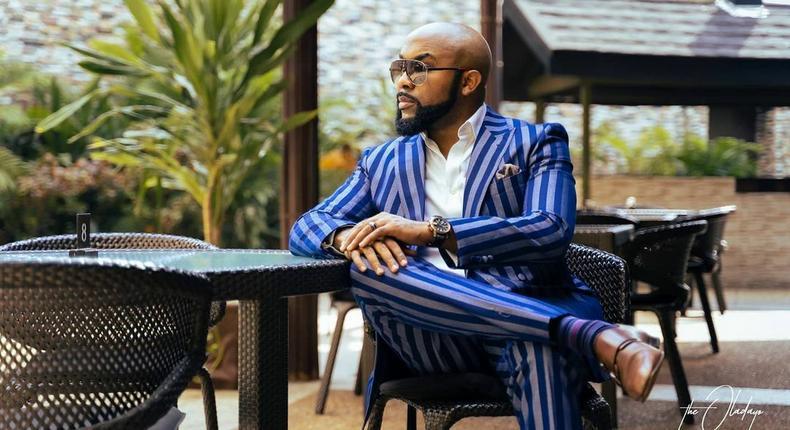 Nigerian singer and politician Bankole Wellington [Instagram/BankyW]
