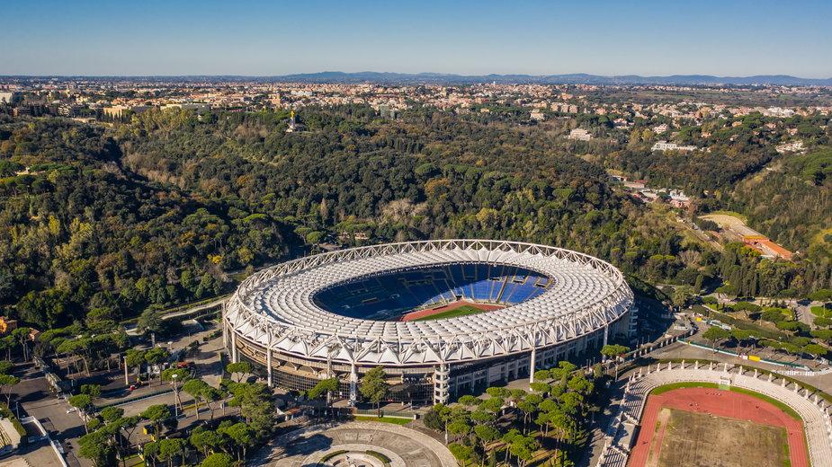 Stadio Olimpico w Rzymie