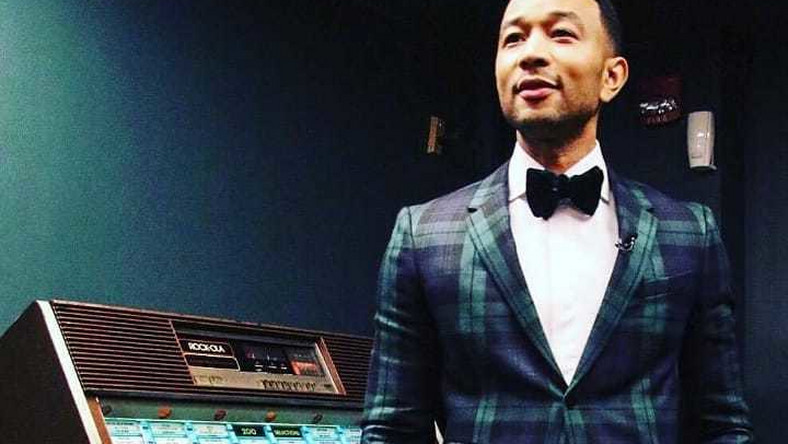 American award-winning singer, John Legend has been announced as the World's Sexiest Man alive for the year 2019. [Instagram/JohnLegend]