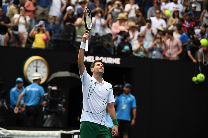 Novak Đoković šampion
