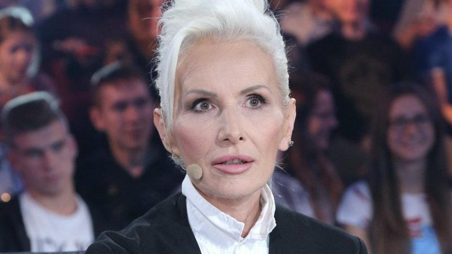 "Olga Sipowicz ""Kora"" w 2015 r."