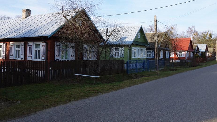 Tutaj czas jakby stanął w miejscu. Wieś Plutycze na Podlasiu