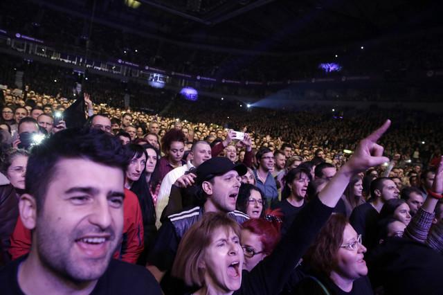 Publika u Areni