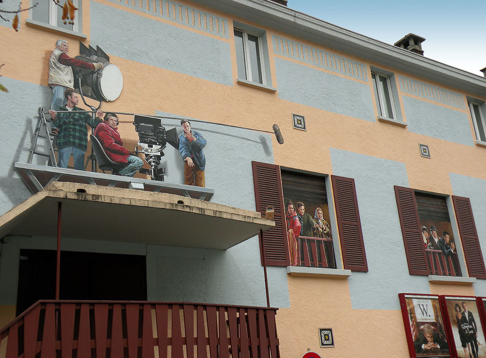 Fresque Cinemavox