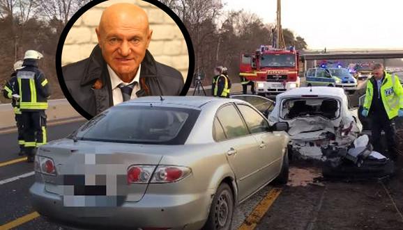 Šaban Šaulić poginuo u udesu u Nemačkoj