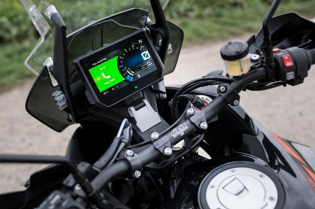 Nowy asystent Bosch dla motocyklistow