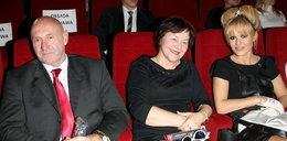Doda z rodzicami na premierze. FOTY