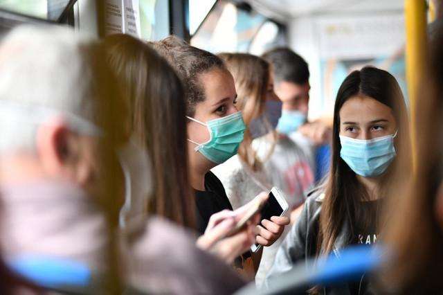 Od sutra pojačana i kontrola nošenja maski u javnom prevozu