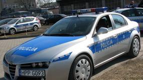 Alfa Romeo 159 dla policji