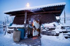 Ojmjakon, Sibir
