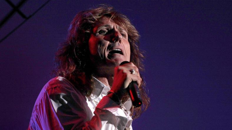 Davida Coverdale'a z Whitesnake w Katowicach