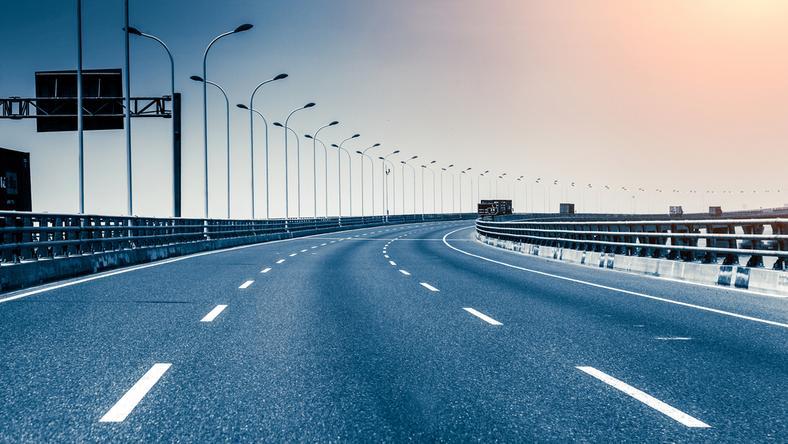 Bezpieczne brytyjskie drogi