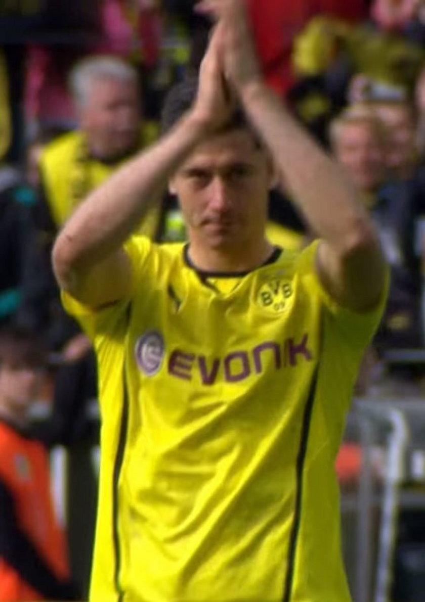 Niezapomniane momenty Roberta Lewandowskiego w barwach Borussii Dortmund