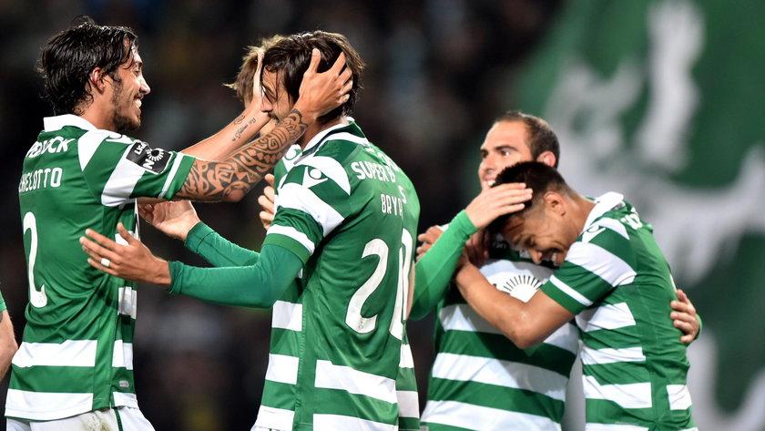 Sporting Lizbona zbił fortunę na sprzedaży wychowanków
