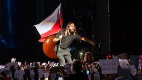 Polski obiad dla Thirty Seconds to Mars