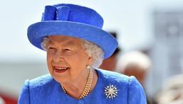 British monarch Queen Elizabeth II