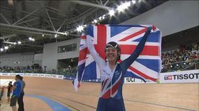 Katie Archibald mistrzynią świata w omnium