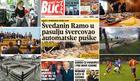 """EuroBlic"" za 16.12. BANJALUČKA VEZA Šveđanin Ramo u pasulju švercovao eksploziv"