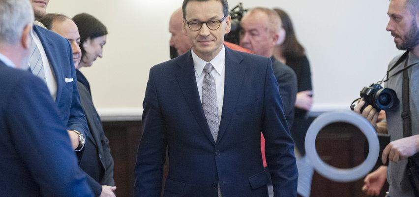 Były szef MSW alarmuje: premier i ministrowie mogą być szantażowani!