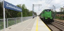 Pociągi z Rembertowa do Zielonki już jeżdżą