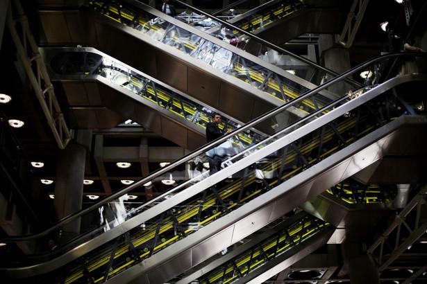 Ruchome schody, Londyn, Wielka Brytania