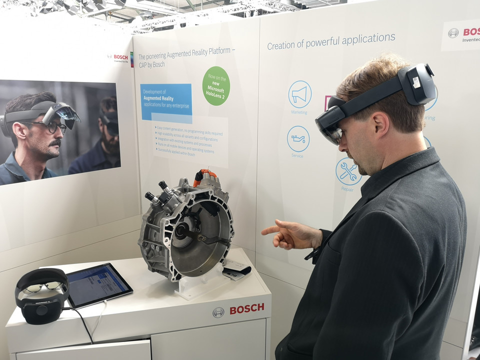 Bosch Connected World 2019