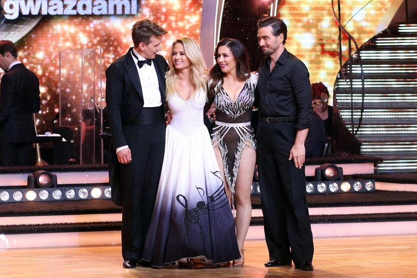 Tomasz Barański, Katarzyna Dziurska, Beata Tadla i Jan Kliment