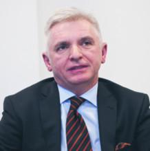 Robert Dor członek Krajowej Rady Notarialnej