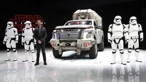 Nissan: flota z Gwiezdnych Wojen